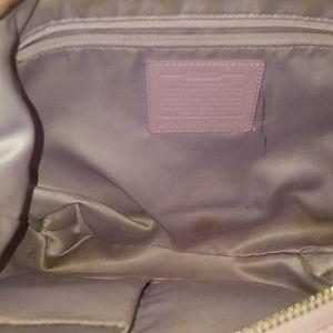 Coach Bags - Lilac purple Coach purse